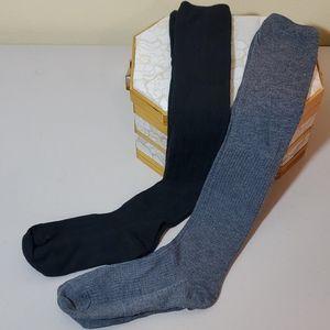Tall Boot Socks - 2 Pair